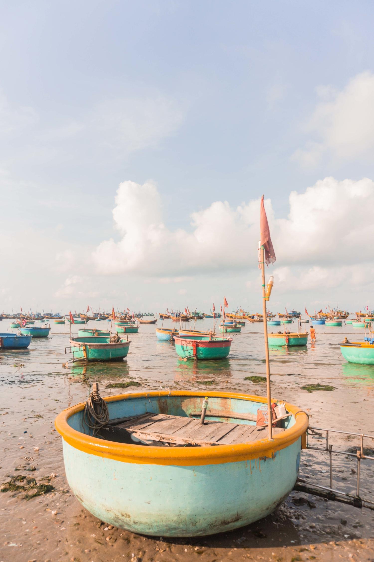 fishing village mui ne vietnam