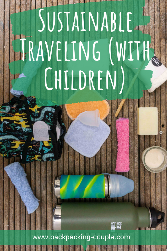 Sustainable Traveling with Children